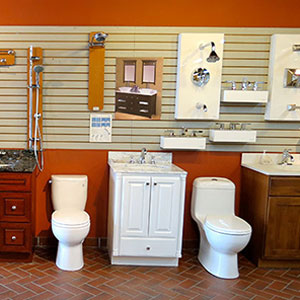 Bathroom and plumbing accessories available for purchase from John J. Cahill Inc. in Evanston, IL