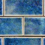 Bright Blue Tile
