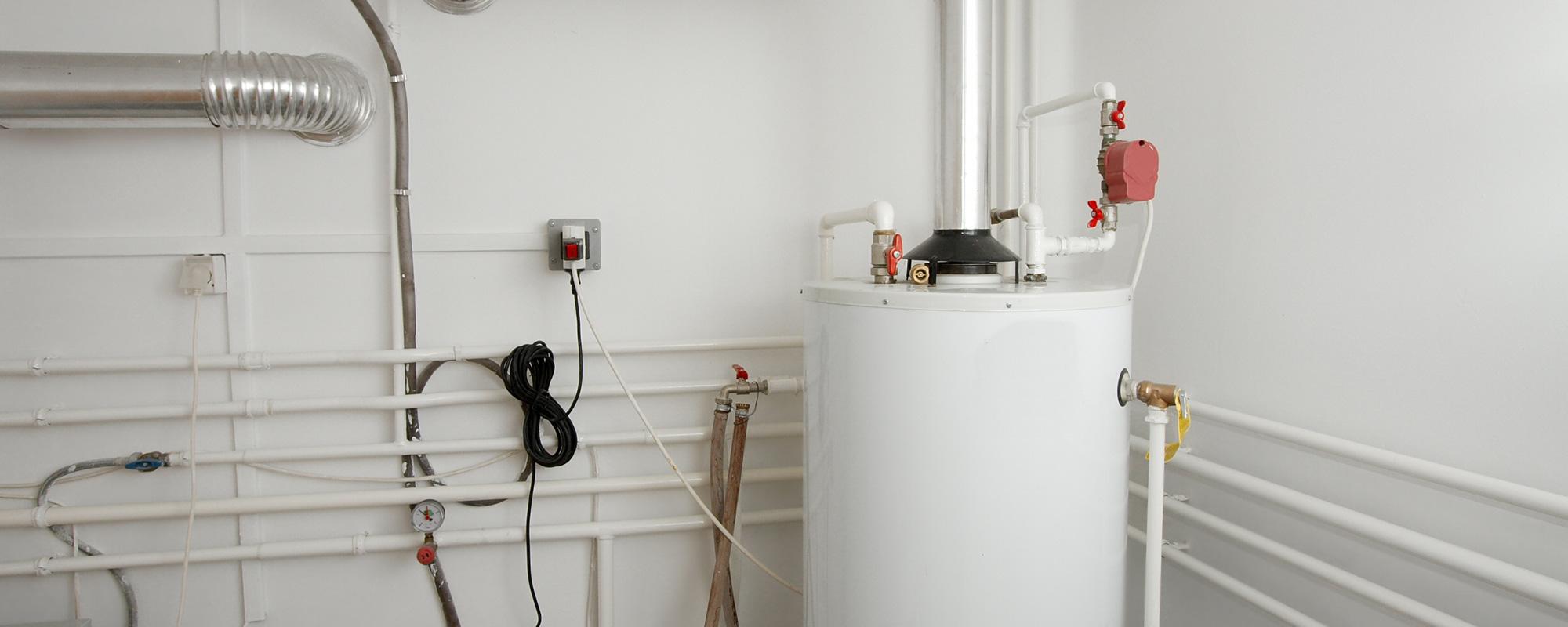Water Heater Setup