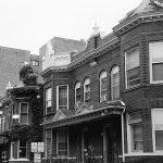 The original building of John J. Cahill Inc. in Evanston, IL