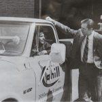 1969 Photo of Company Truck